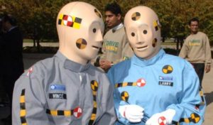 Crash Test dummies photo